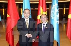 NA Chairman welcomes UN Secretary-General