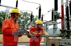 National grid project for ethnic groups in Son La continues