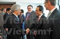 Vietnam looks to strengthen ties with Uruguay