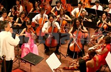 Symphonic poem to be narrated, acted out for kids