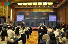 First Vietnamese trade office opens in China