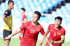 Vietnam open SEA Games campaign with resounding win