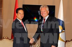 PM meets with President of Eurasia Economic Commission