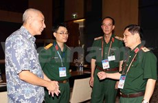 Asia-Pacific expert group talks non-traditional security threats