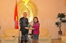 Vietnam, Germany boost judicial collaboration