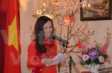 President Ho comes to life through Canadian-Vietnamese author's words