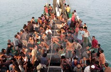 Myanmar, Bangladesh agree to address 'root causes' of migrant crisis