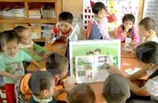 Children health gets attention on Children Day