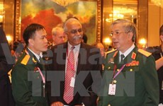 Vietnam furthers bilateral defence dialogues