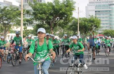 Bike ride marks World Environment Day