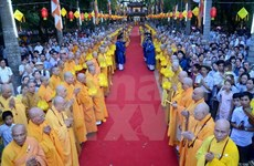 Hanoi grand ceremony marks Lord Buddha's birthday