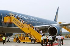 Vietnam Airlines wins silver award for best services