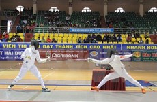 Men's fencing expected to win gold medals at SEA Games