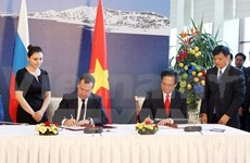 European media hails trade deal between Vietnam and EAEU