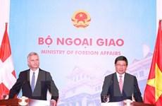Switzerland's ODA provision contributes to Vietnam's development: FM