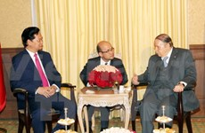 Vietnamese PM highlights all-round ties with Algeria