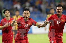 Vietnam crush Malaysia 5-1 in SEA Games