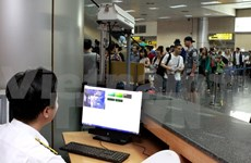 Health declaration required for passengers from RoK at Hanoi airport