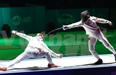 SEA Games: fencers win two more gold medals