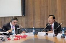 Vietnam-Germany University reviews performance in Frankfurt
