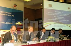 Int'l workshop on sea-related issues in Quang Ninh