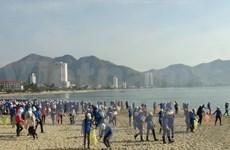 Coastal provinces respond to national sea and island week