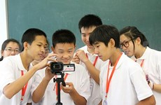Japan organises film-making contest for students