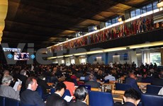 Vietnam attends FAO Conference's 39th session