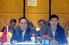Malaysia hosts ASEAN senior officials meetings
