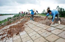 Binh Dinh: Nearly 38 bln VND for calamity management project