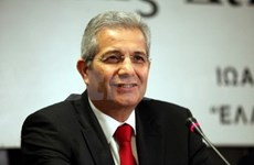 Party delegation attends Cypriot party congress