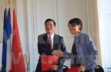 Vietnam looks to tighten education cooperation with France