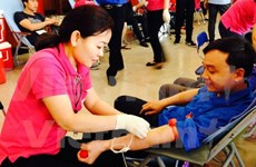 Various activities to mark world blood donor day