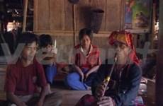 Native flute melodies echo through Truong Son Range