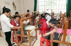 Vietnam ensures rights of persons with disabilities