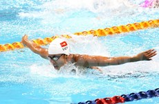 SEA Games 28: Vietnam win seven golds on day four