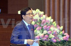 Minister asked about pressing agricultural matters