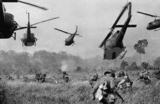 Exhibition on AP Vietnamese war photos launched in Hanoi