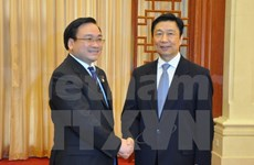 Deputy PM suggests ways to boost Vietnam-China partnership