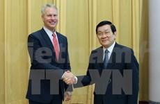 American news agency's visit to witness Vietnam