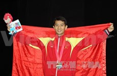 Vietnam fulfills gold medal target at SEA Games