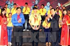 National congress honours exemplary children