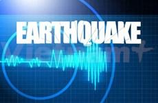 Earthquake strikes off eastern Indonesia