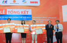 Winners of Microsoft Office contest announced