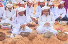Cham people in Binh Thuan celebrate Ramuwan New Year