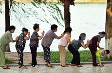 Aging population poses difficulties in Vietnam