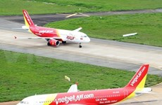 Vietjet purchases six Airbus jets