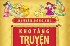 New book collection of rewritten Vietnamese fairytales released