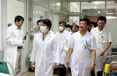 Hanoi extends precautions against MERS-CoV