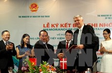 Vietnam, Denmark foster energy conservation links
